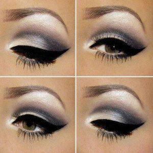 Si on n\u0027a pas la bonne association de couleur ni la bonne base, on peut se  rater avec le smoky eye blanc. L\u0027idée est donc, d\u0027opter pour un maquillage  blanc,