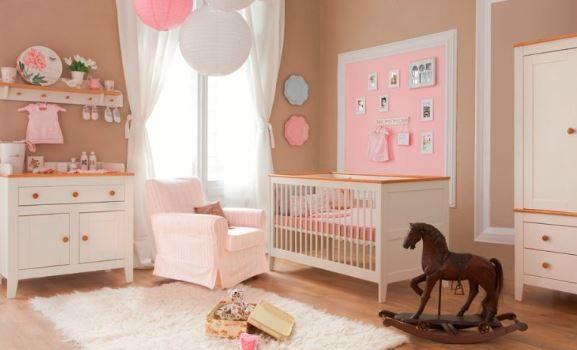 Aménagement de la chambre d'un bébé, comment s'y prendre ?