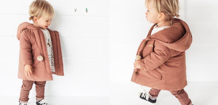 Quel premier manteau choisir pour bébé ?