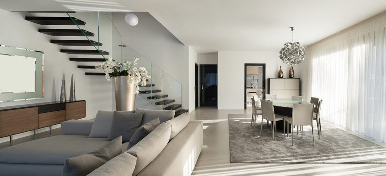 Peut-on aménager l'espace de la maison?